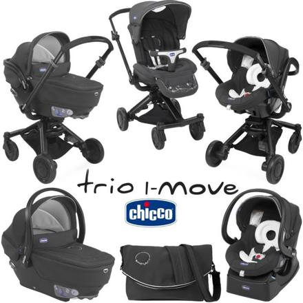 poussette trio i move chicco