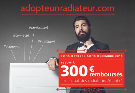 promotion radiateur