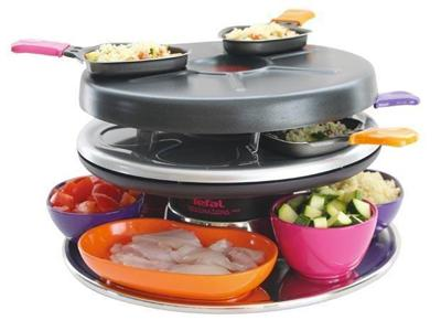 raclette party tefal