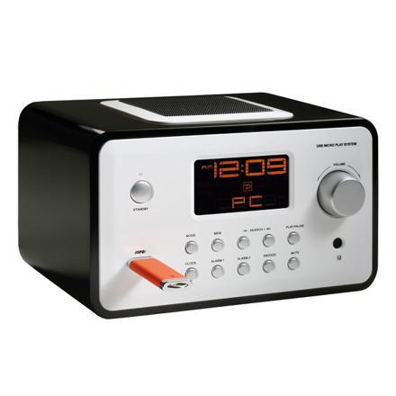 radio avec prise usb