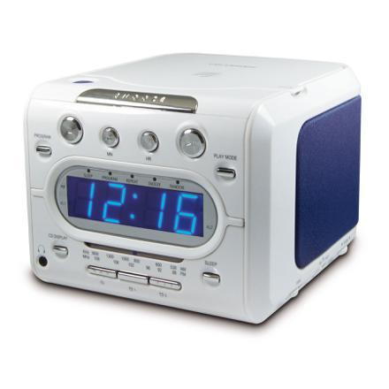 radio reveil avec cd