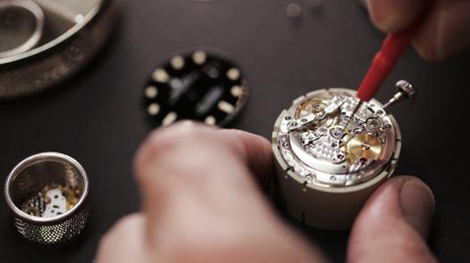 reparer une montre