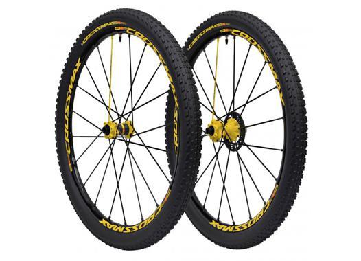 roue mavic vtt