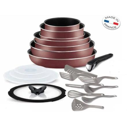 set tefal ingenio 20 pieces