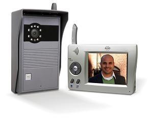 sonnette sans fil video