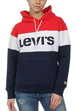 sweat levis homme