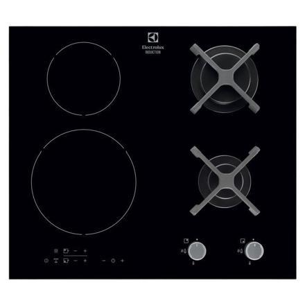 table de cuisson gaz et induction