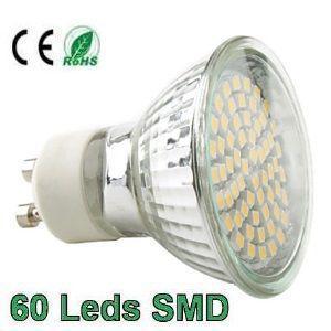 test ampoule led gu10