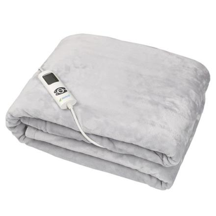 test couverture chauffante
