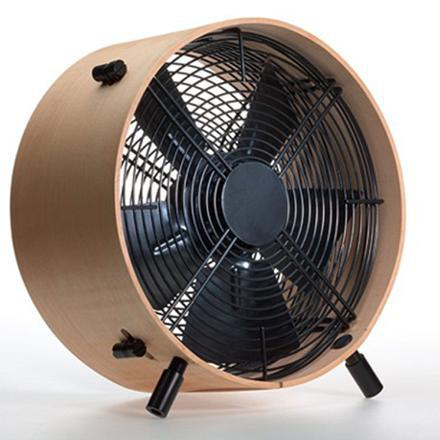 ventilateur puissant et silencieux