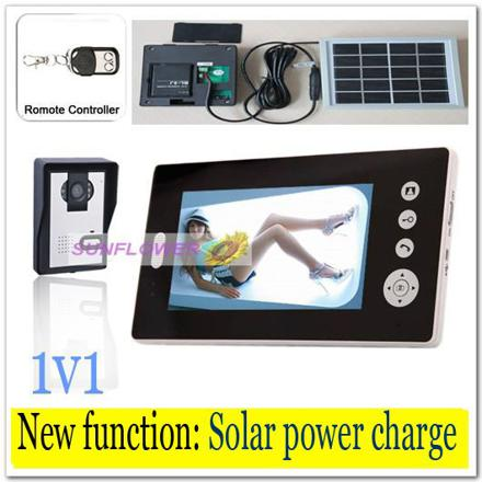 visiophone solaire