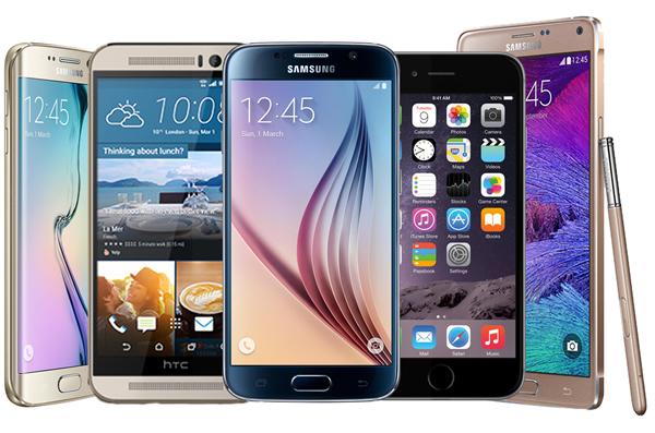 10 meilleurs smartphone