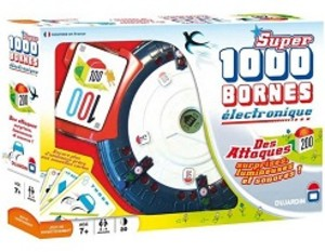 1000 bornes electronique