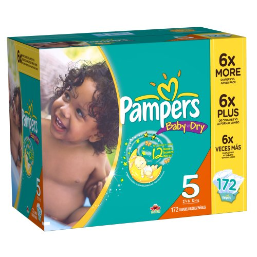 5 pampers