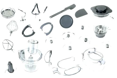 accessoires cooking chef kenwood