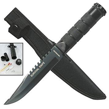 achat couteau survie