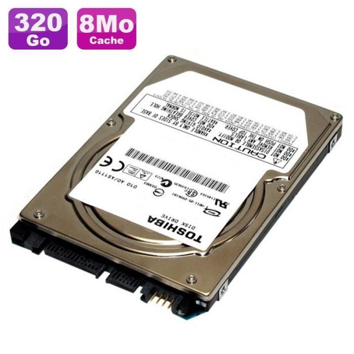 achat disque dur pour portable