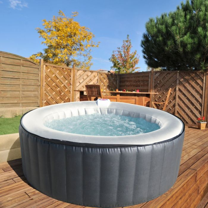 achat jacuzzi gonflable