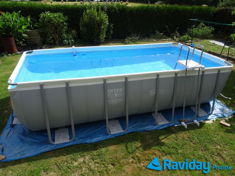 achat piscine intex