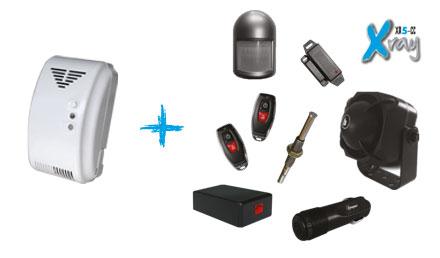 alarme sans fil pour camping car