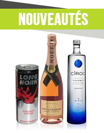 alcool le moins cher