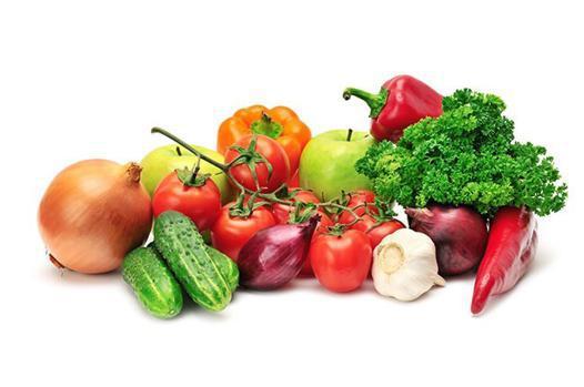 alimentation fruits et légumes
