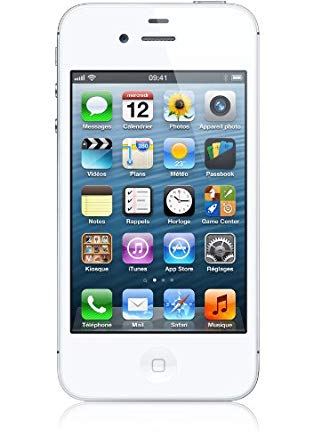 amazon iphone 4s blanc