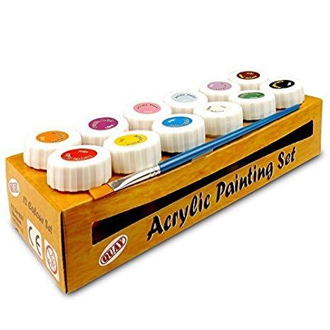 amazon peinture acrylique