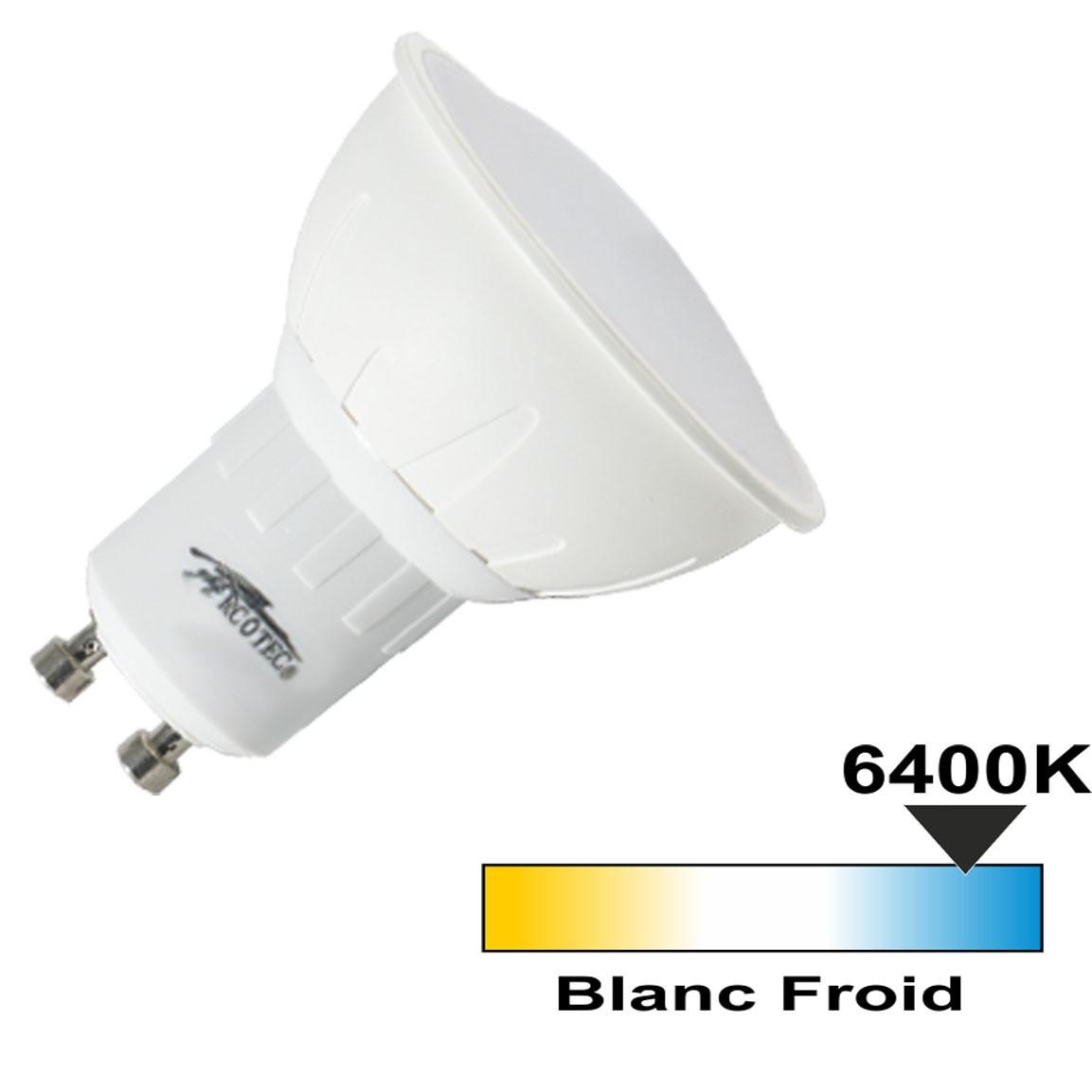 ampoule led gu10 blanc froid
