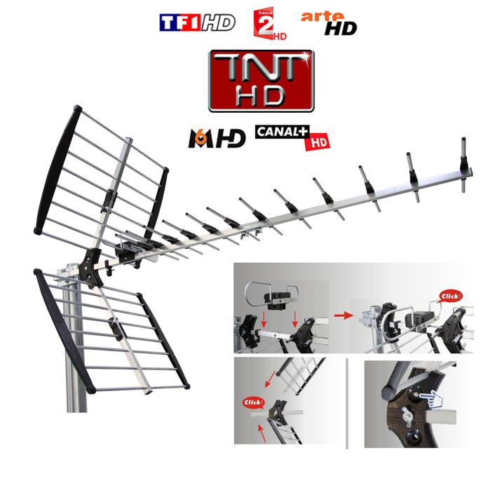 antenne tv tnt exterieur