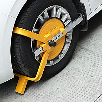 antivol voiture roue