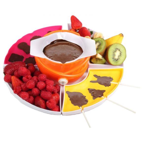 appareil fondue au chocolat