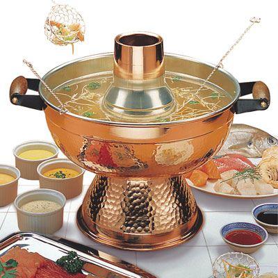 appareil fondue chinoise electrique