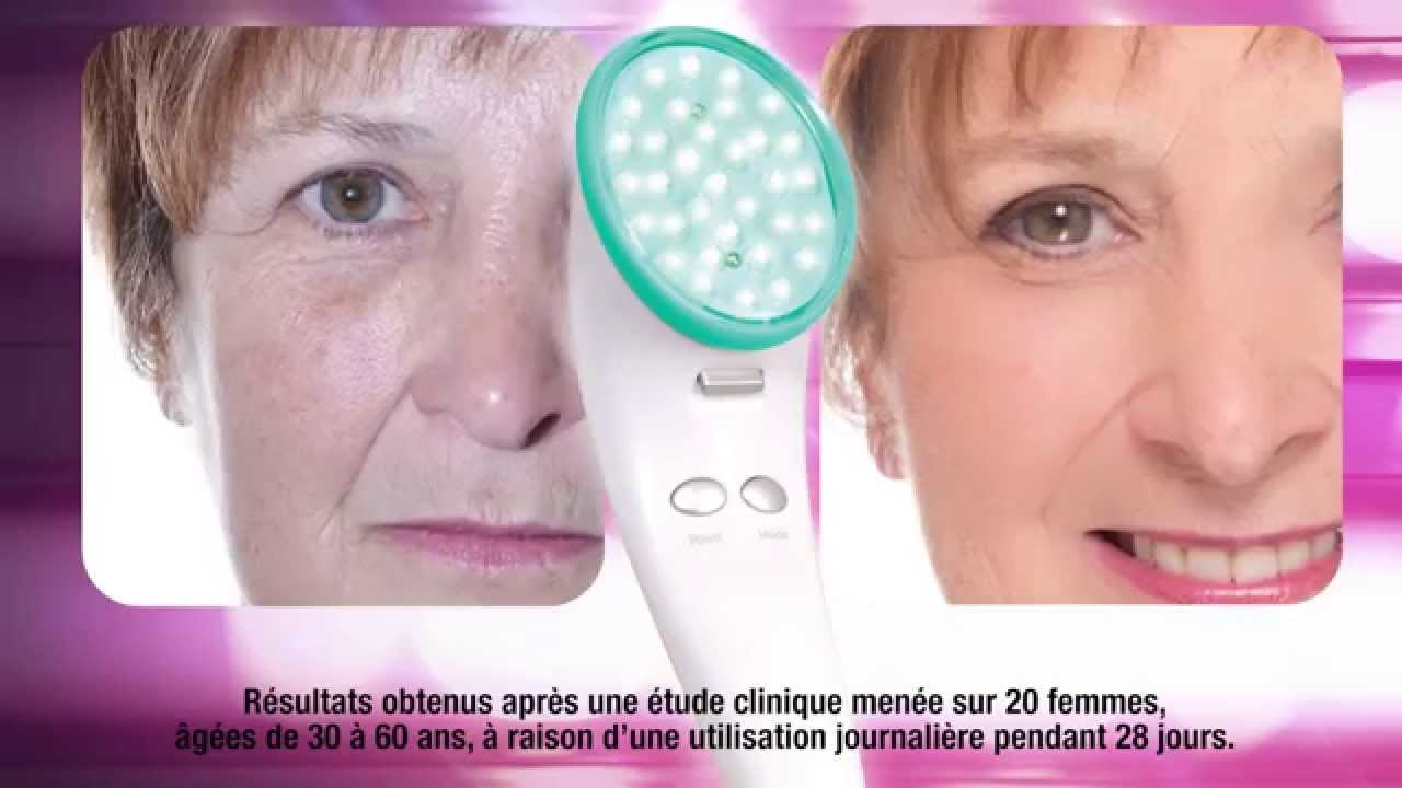 appareil lumière pulsée visage