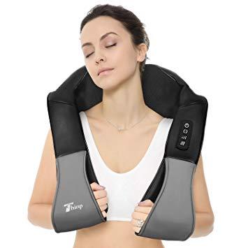 appareil massage dos shiatsu