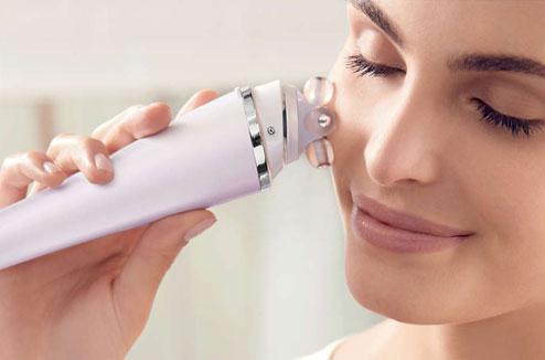 appareil massage visage electrique