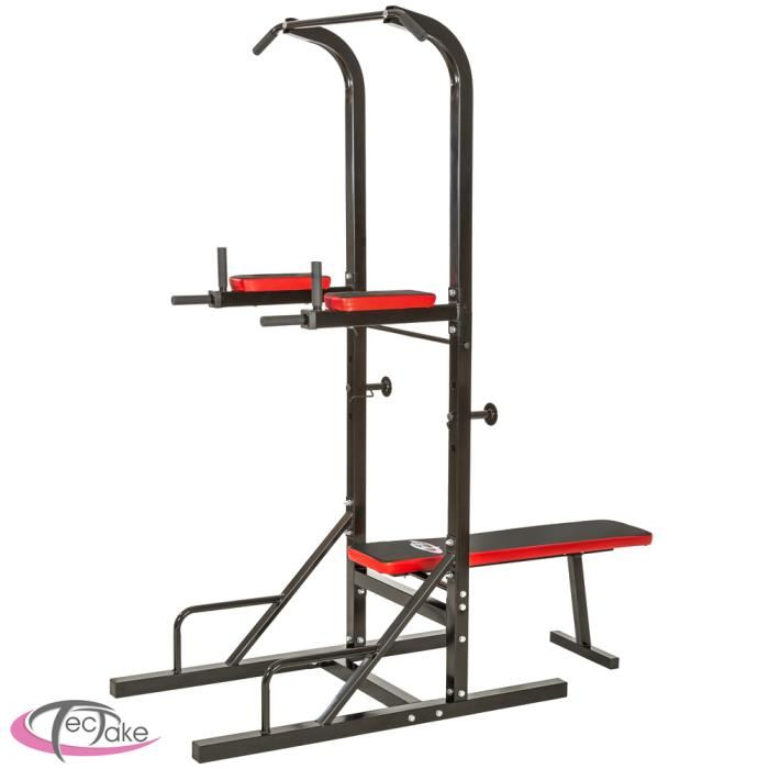 appareil musculation traction dips