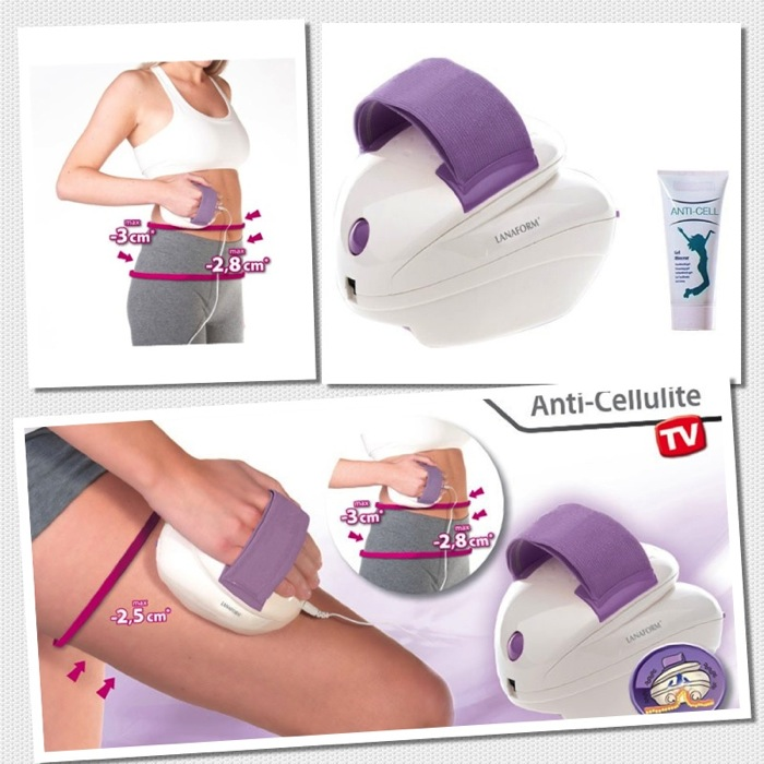 appareil palper rouler anti cellulite