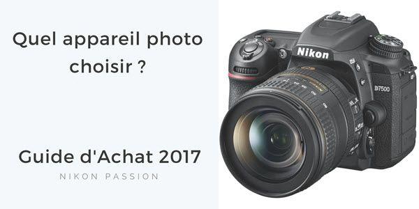 appareil photo bridge 2017