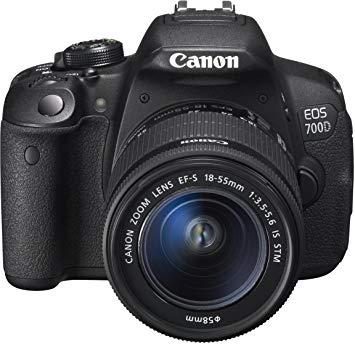 appareil photo canon reflex numérique