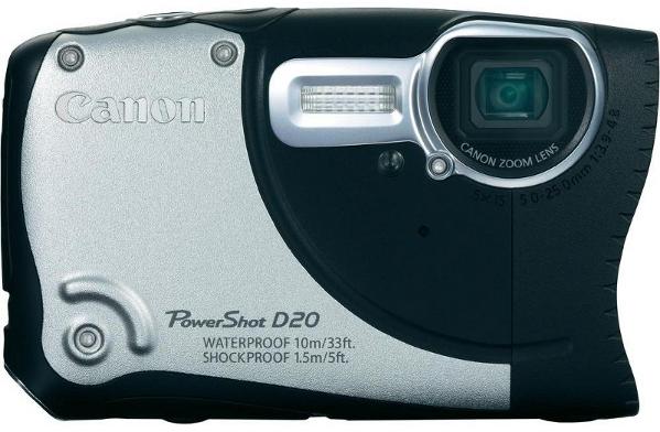 appareil photo fonction anti-poussière