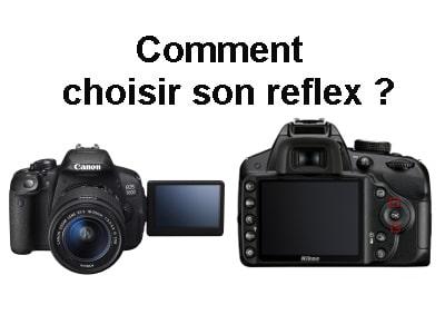appareil photo reflex pour débutant
