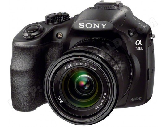 appareil photo sony a3000
