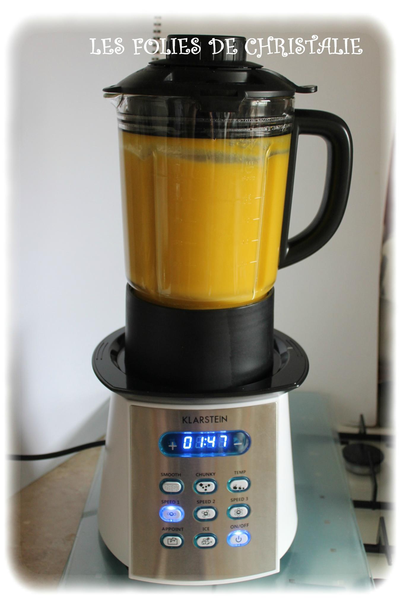 appareil pour faire soupe
