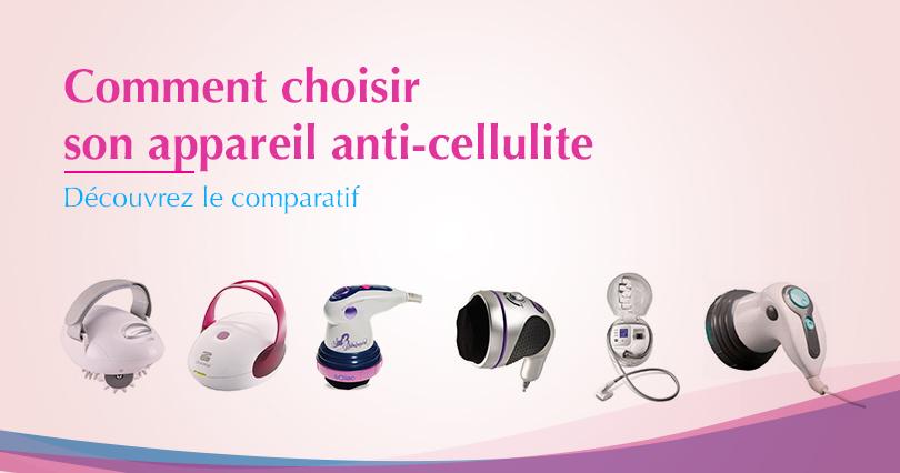appareils anti cellulite