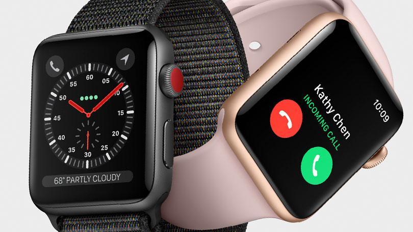 apple watch  consommateur