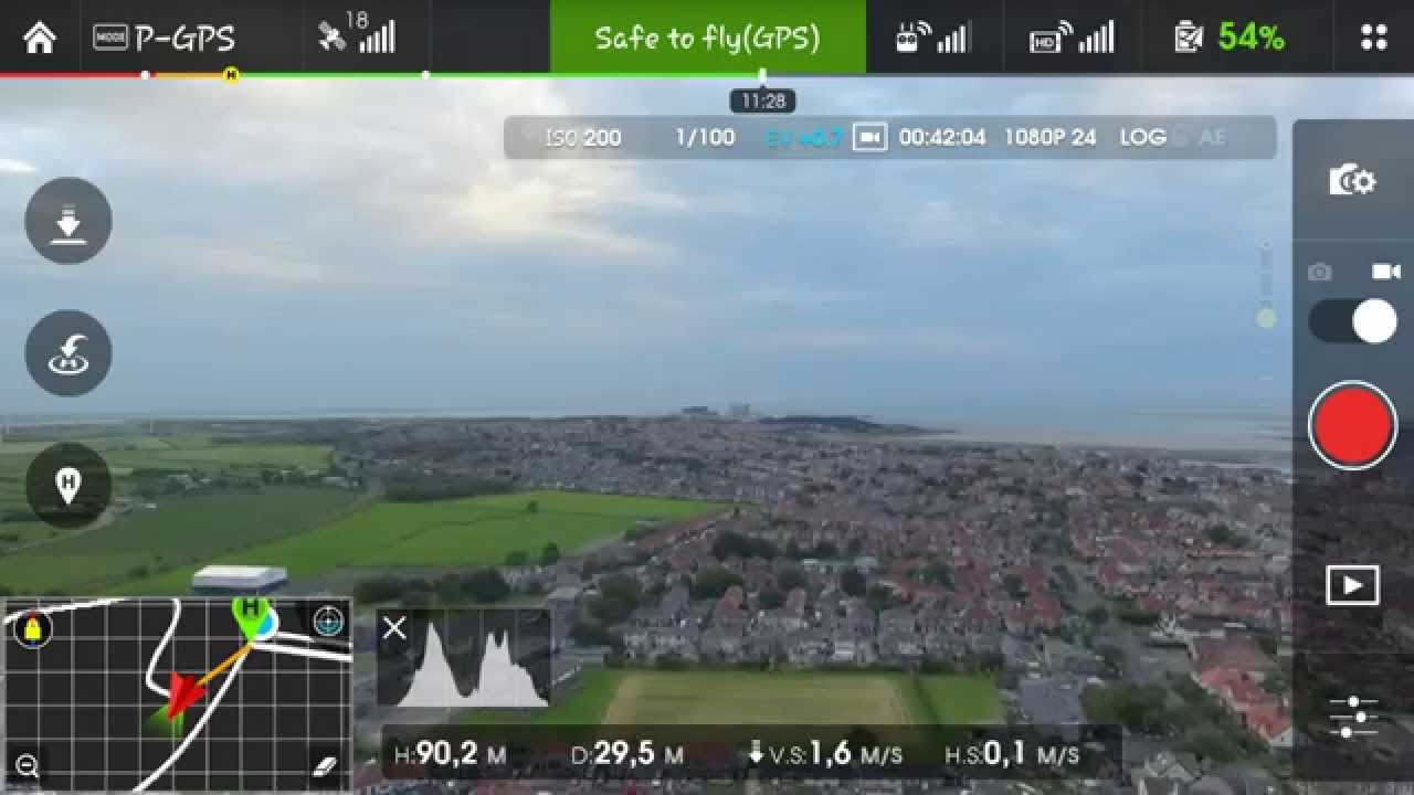 application dji phantom