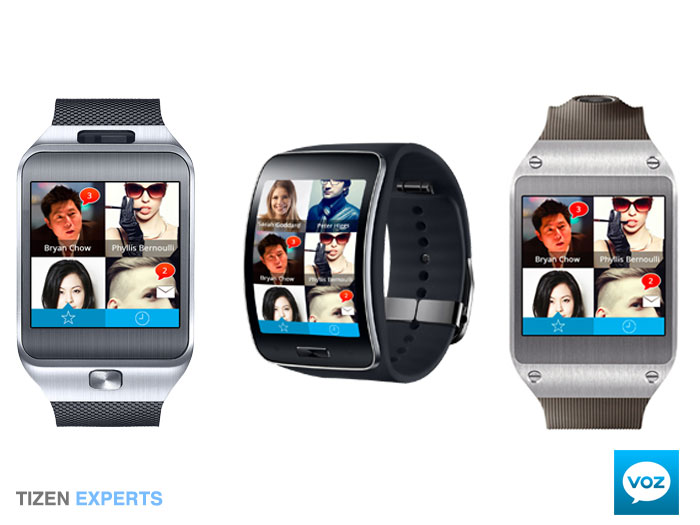 application galaxy gear