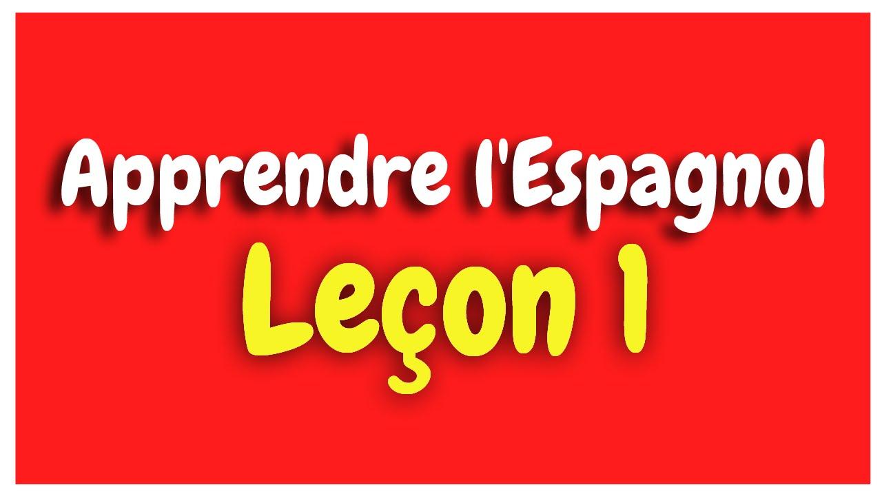 apprendre l espagnol débutant