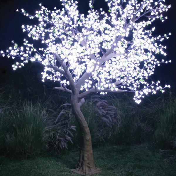 arbre lumineux led exterieur